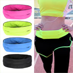 5.5 inch Belly Waist Bum Bag Fitness Running Jogging Cycling Belt Pouch Sports Fanny Pack