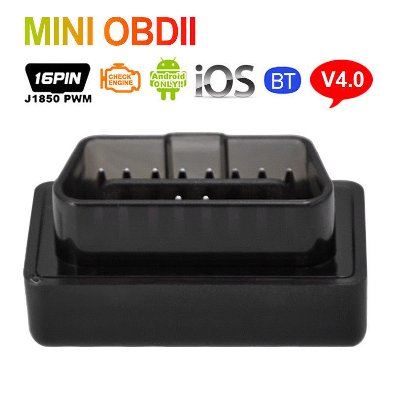 ELM327 Mini Viecar Bluetooth 4.0 OBD2 Diagnostic Tool Scanner for Android/IOS