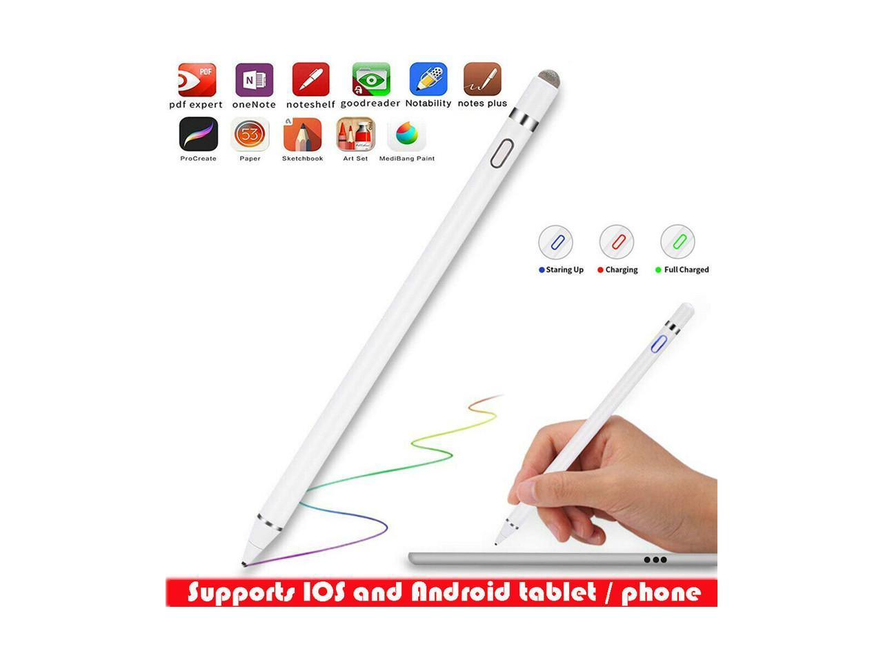 Amazon hot selling 3 in 1 Capacitive Touch Screen Metal Stylus Drawing Pen For IPhone IPad Tablet